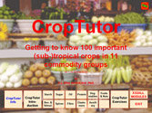 to CropTutor start screen